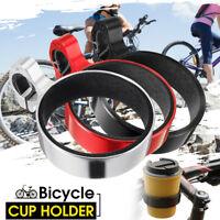 Motorcycle Bicycle Bike Water Cup Holder Coffee Drinks Bottle Cup Handlebar  /