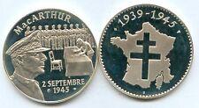 Mac ARTHUR  2 SEPTEMBRE 1945