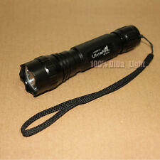 1pcs Ultrafire 501B cree r5 led 1mode 340 lumens torche lampe de poche tactique