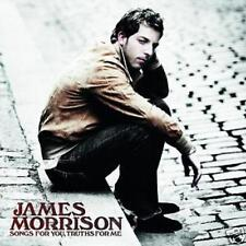 JAMES MORRISON / SONGS FOR YOU TRUTHS FOR ME  * NEW CD * NEU *