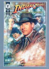 INDIANA JONES AND THE SPEAR OF DESTINY #1-4 NEAR MINT 1995