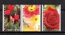 AUSTRALIA 1994 Flower Greetings MUH