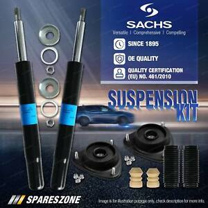 Front Sachs Shock Absorber Mount Bump Stop Kit for Audi A6 C4 100 S4 200