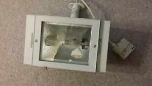 Erco -  HQI Strahler 150 Watt, weiß , für 3 Phasen Schiene
