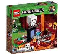 Lego Minecraft - The Nether Portal - 21143 - BNISB - AU Seller