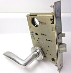 Sargent 1960 Mortise Door Lock Security Exit Only Left Hand Lever Set See Descrp