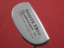 """ODYSSEY WHITE HOT 5 CENTER SHAFTED 35"""" PUTTER STEEL VERY GOOD"""