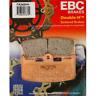 EBC Sintered HH Brake Pads Front Buell XB12R Firebolt, XB12S Lightning