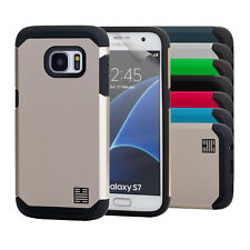 32nd Slim Armadura Doble Capa a Prueba de Golpes Funda para Samsung Galaxy