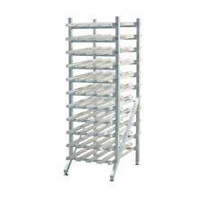 New Age 1251Ck Mobile Can Storage Rack