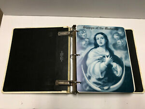 Madonna Albums, Pages & Dust Jackets - set of 4 - No Stamps