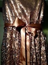 LAURA SCOTT Luxus 💜Pailletten Abendkleid Cocktail Event Glitzer Größe 42 NEU ❗️