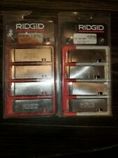 "Ridgid 47745 1/2"" to 3/4"" - 14 Npt Universal One Lot of Two New!"