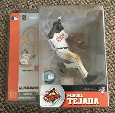 Mcfarlane MLB 10 MIGUEL TEJADA Baltimore Orioles jersey Chase /variant