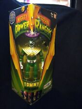 "Mighty Morphin Power Rangers Tommy GREEN RANGER 5"" Legacy Figure Bandai ToysRus"