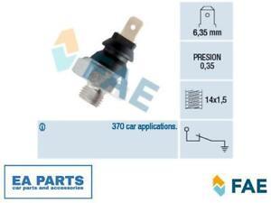 Oil Pressure Switch for ALFA ROMEO CITROËN FIAT FAE 11410