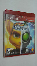 Ratchet & Clank Future: A Crack in Time- Greatest Hits (Sony PlayStation 3, 2009