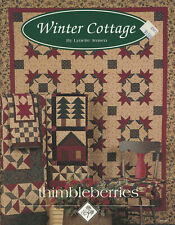 """THIMBLEBERRIES  5/"""" Charm SQUARES   Fabric for Quilt Blocks Mini Tops /& Projects"""