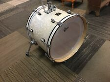 "GRETSCH 18"" CATALINA CLUB VINTAGE MARINE PEARL BASS DRUM for YOUR DRUM SET!"