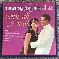 Marvin Gaye/Tammi Terrell - You're All I Need Track Reel To Reel * Tamla TMX 284
