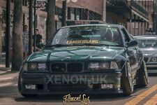 BMW E36 Coupe Overfenders Front+Rear Fitment Lab WideBody Drift - PHASE 2 (NEW!)