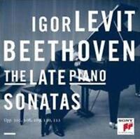 Levit , Igor - Beethoven: The Late Piano Sonates Neuf CD