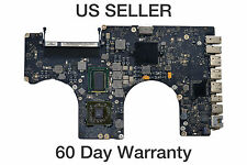 "Apple Macbook Pro 17"" Early 2011 Intel Motherboard w/ i7 2.2Ghz CPU 661-5965"