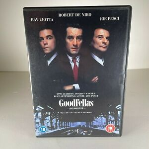 GOODFELLAS DVD Region 2