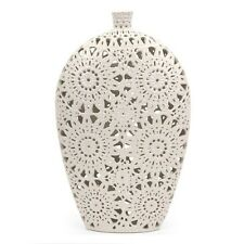 IMAX Large Lacey Vase 1509 Vases NEW