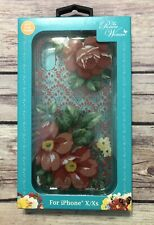 Pioneer Woman Case for iPhone X/Xs - Vintage Floral