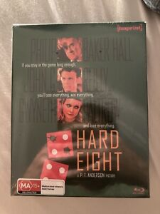 Hard Eight (Blu-ray, Region Free) BRAND NEW SEALED IMPRINT OOP
