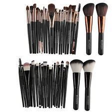 New 22Pcs Natural Hair Makeup Brush Set Useful Professional Brush Tool Kits J382