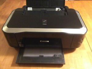 Canon PIXMA iP4600 Tintenstrahldrucker Foto CD Drucker