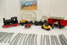 Lego 7727 Güterzugset 12 Volt mit Bauanleitungskopie 1980/ Zug 2