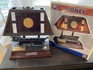 Vintage Lionel Train Lamp Hudson 700E - Animated with Sound - Tested Working.
