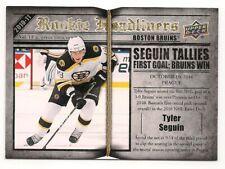 Tyler Seguin 10-11 Upper Deck 2 Rookie Headliners SP