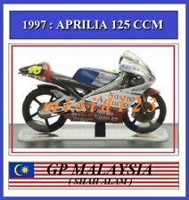 1997 - 1/18 - ROSSI - APRILIA 125 CCM - Shah Alam - Die-cast