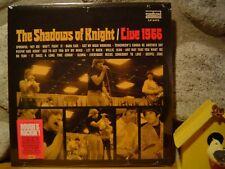 SHADOWS OF KNIGHT Live 1966 LP/Chicago Garage Rock/Yardbirds/Pretty Things/NEW!