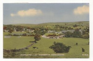 England, Co. Durham, Middleton In Teesdale From South.