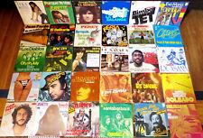 """30 spanische Singles Pop Rock Beat Oldies Spanien 7"""" Jukebox Vinyl Schallplatten"""