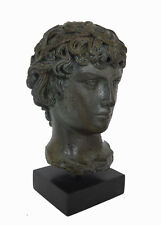 Antinous, Antinoos Bronze statue bust sculpture artifact collectible