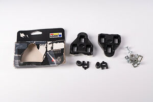 Look Delta Cleats Bicycle Pedal Cleats Black NEW