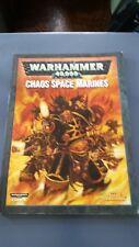 Warhammer   40000 Chaos Space Marines Codex 2007