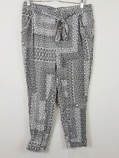 [ WITCHERY ] Womens Print Pants | Size AU 12 or US 8