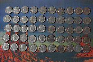 50 American Dimes
