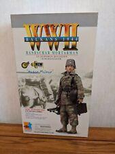 DRAGON WWII 1/6 - Hasan Malnar - Handschar Mortarman (Boxed) - German