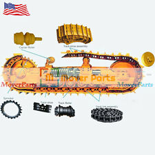 Undercarriage Parts Track Link Idler Sprocket Roller for Caterpillar E330 in USA