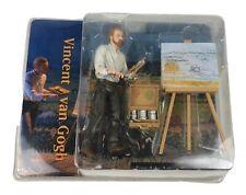 "Vincent Van Gogh 7"" Action Figure Fine Arts New Sealed Historical Toy"