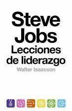 Steve Jobs: Lecciones de Lederazgo by Walter Isaacson (2014, Paperback)