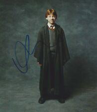 Rupert Grint Signed Harry Potter 10x8 Photo AFTAL